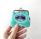 Peňaženka mini Veľké psi