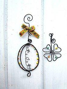Dekorácie - veľkonočná dekorácia - 10456115_