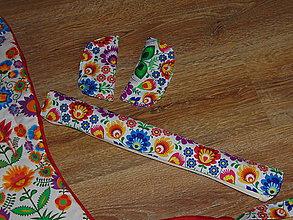 Textil - Obal na madlo - na zips - 10458320_
