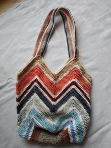 Nákupné tašky - Veselé nákupy - 10460443_