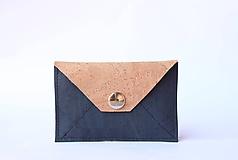 - Korková peňaženka XS  - 10458975_
