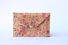 - Korková peňaženka XS  - 10459024_
