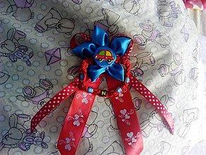 Detské doplnky - ozdoba na kočík pre Janka - 10457902_