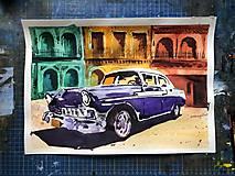 Obrazy - Stara Havana - 10457679_