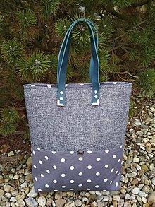 Veľké tašky - Taška GREY - 10457821_