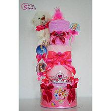Úžitkový textil - Veľká uteráková torta - 10456986_