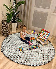 Detské doplnky - Detská hracia deka - 10459298_