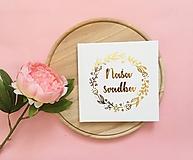 - Svadobná kniha hostí Wreath II. - 10457885_