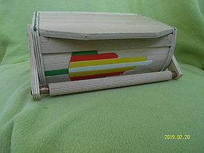 Kabelky - Kabelka - tulipán - 10458967_