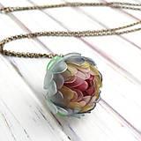 Náhrdelníky - Listopada Benjamínek- náhrdelník z PET - 10457263_