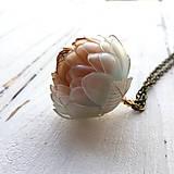 Náhrdelníky - Listopadky Annie- náhrdelník z PET - 10457357_