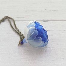Náhrdelníky - Listopadky Liana- náhrdelník z PET - 10457378_