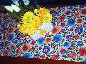 Úžitkový textil - štóla na stôl140x45 - 10458117_
