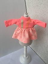 Hračky - Šatočky pre bábiky- 25-26 cm - 10458585_