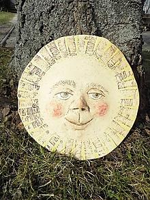 Dekorácie - Slnco jarné - 10462367_