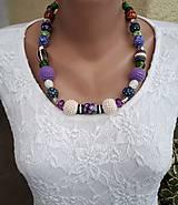 - Lila-náhrdelník - 10463205_