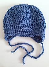 Detské čiapky - Čiapočka pre bábätko - 10460821_