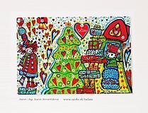- VIANOCE - klasická pohľadnica 14,8 x 10,5 cm - 10460697_