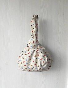 Iné tašky - Japonská taštička - 10462586_