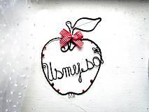 Iné - Jablko ;) (Červená) - 10461581_
