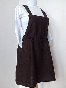 Šaty - Mini šaty na traky - 10462788_