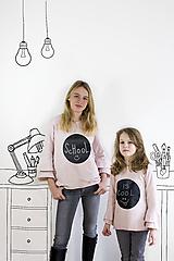 Detské oblečenie - Detská tunika s tabuľkou - 10465425_
