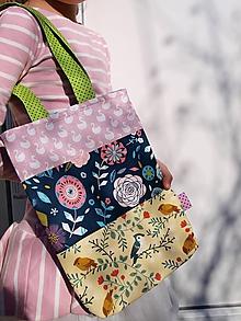 Detské tašky - detská taštička.. so srdcom - 10465459_