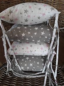 Textil - Vankúšové hniezdo ... - 10465516_