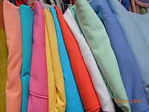 Šaty - FLORAL FOLK - bambusové šaty ľudové maľované s kruhovou sukňou a vačkami - 10467630_