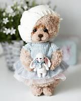 Hračky - Medvedica  Heidi - 10465223_