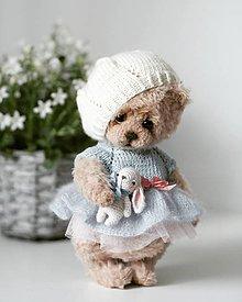 Hračky - Medvedica  Heidi  - 10465224_