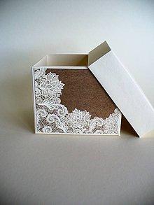 Krabičky - darčeková krabička - 10465078_