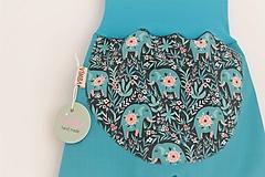 """Detské oblečenie - Softshellky jarné """"elephants"""" - 10467751_"""
