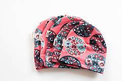 Detské čiapky - Jednovrstvová čiapka