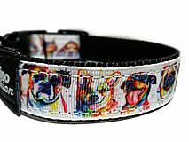 Pre zvieratká - Obojok Dog Breed - 10464455_