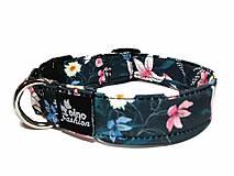 Pre zvieratká - Obojok softshell Meadow Flowers - 10464509_