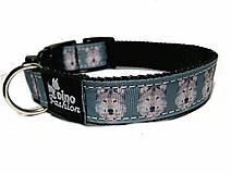 Pre zvieratká - Obojok Wolf - 10465054_