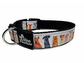 Pre zvieratká - Obojok Dog Friends - 10464452_