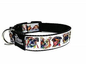 Pre zvieratká - Obojok Dog Breed - 10464454_