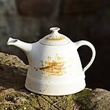 Nádoby - Čajová konvice Včelín 2,1l - Vůně kávy - 10465107_