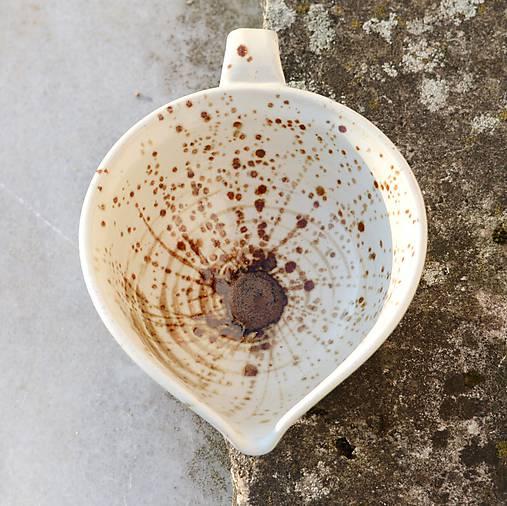 Univerzální omáčník Kapička - Vůně kávy