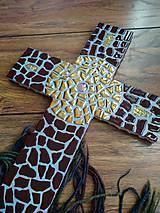 Socha - Kríž skromnosti srdca /darovaný do aukcie pre ťažko skúšaných prešovčanov/ - 10466510_