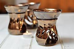 Svietidlá a sviečky - Aromalampa - 10464362_