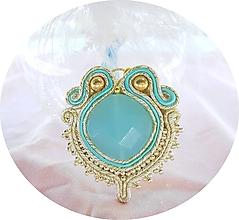 Iné šperky - Dubai prívesok - 10465174_