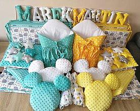 Textil - Set pre dvojičky - 10467500_