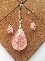 Sady šperkov - Kvietkový set Spring - 10467164_