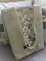 Veľké tašky - Taška Sakura - 10466563_