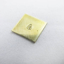 Nezaradené - Ražba Sada 02 (Lístoček ľavý 3x2mm) - 10466696_