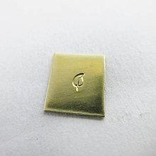 Nezaradené - Ražba Sada 02 (Lístoček Lipa 3x2mm) - 10466701_
