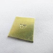 Nezaradené - Ražba Sada 02 (Motýlik menší 3x2mm) - 10466706_